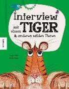 Cover-Bild zu Interview mit einem Tiger von Seed, Andy
