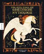 Cover-Bild zu Eine Reise durch die griechische Mythologie von Ward, Marchella