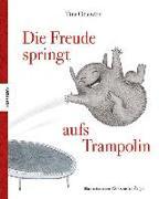 Cover-Bild zu Die Freude springt aufs Trampolin von Oziewicz, Tina