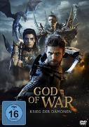 Cover-Bild zu God of War - Krieg der Dämonen von Jennifer Mischiati (Schausp.)