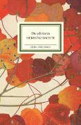 Cover-Bild zu Die schönsten Herbstgedichte von Reiner, Matthias (Hrsg.)