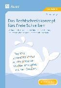Cover-Bild zu Das Rechtschreibkonzept fürs Freie Schreiben von Mayr, Thomas