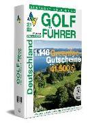 Cover-Bild zu Albrecht Golf Führer Deutschland 21/22 inklusive Gutscheinbuch von Mayr, Thomas
