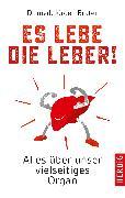 Cover-Bild zu Es lebe die Leber! (eBook) von Brater, Jürgen