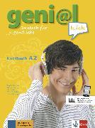 Cover-Bild zu genial klick A2. Kursbuch von Fröhlich, Brigitta