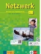 Cover-Bild zu Netzwerk A2. Kurs- und Arbeitsbuch, Teil 1 von Dengler, Stefanie