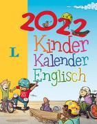 Cover-Bild zu Langenscheidt Kinderkalender Englisch 2022