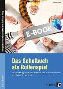Cover-Bild zu Das Schulbuch als Rollenspiel (eBook) von Reinelt, Andrea