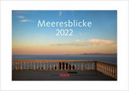 Cover-Bild zu Kalender Meeresblicke 2022 von Gelpke, Nikolaus (Hrsg.)