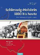 Cover-Bild zu Schleswig-Holstein 1800 bis heute (eBook) von Schliesky, Utz (Hrsg.)