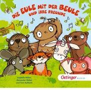 Cover-Bild zu Die Eule mit der Beule und ihre Freunde