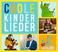 Cover-Bild zu Coole Kinderlieder (CD)