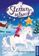Cover-Bild zu Sternenschweif Adventskalender, Der Mutmach-Zauber von Chapman, Linda
