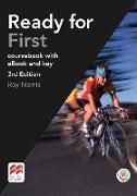 Cover-Bild zu Ready for First - 3rd Edition. Student's Book Package with ebook, MPO and Key von Norris, Roy