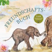 Cover-Bild zu Freundschaftsbuch - Tiere kennenlernen und schützen von Jöckel, Eva