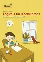 Cover-Bild zu Logicals für Knobelprofis (PR) von Kaminsky, Bianca