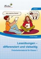 Cover-Bild zu Leseübungen - differenziert und vielseitig von Szugger, Annette