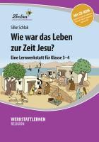 Cover-Bild zu Wie war das Leben zur Zeit Jesu? (Set) von Schlak, Silke