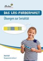 Cover-Bild zu Das LRS-Förderpaket – Übungen zur Serialität (PR) von Alef, Ruth