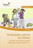 Cover-Bild zu Kinderspiele rund um den Globus (PR) von Chocano, Zita