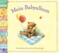 Cover-Bild zu Mein Babyalbum von gondolino Erinnerungsalben (Hrsg.)