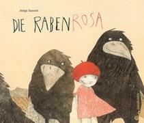 Cover-Bild zu Die Rabenrosa von Bansch, Helga