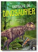 Cover-Bild zu Entdecke die Dinosaurier von Román García Mora