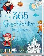 Cover-Bild zu 365 Geschichten für Jungen