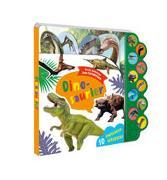 Cover-Bild zu Soundbuch Dinosaurier