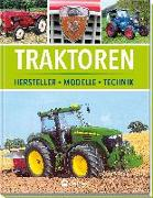 Cover-Bild zu Traktoren von Paulitz, Udo