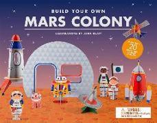 Cover-Bild zu Build Your Own Mars Colony von Glatt, Jana