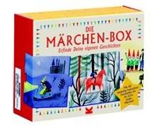 Cover-Bild zu Die Märchen-Box von Laval, Anne (Illustr.)