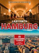 Cover-Bild zu Labyrinth Hamburg von Olderdissen, Bernadette
