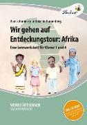 Cover-Bild zu Wir gehen auf Entdeckungstour: Afrika (Set) von Kaminsky, Bianka