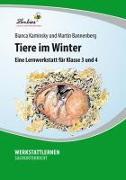 Cover-Bild zu Tiere im Winter von Bannenberg, Martin