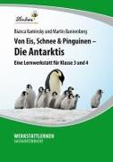 Cover-Bild zu Von Eis, Schnee und Pinguinen - Die Antarktis von Bannenberg, Martin