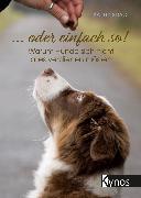 Cover-Bild zu oder einfach so! (eBook) von Sdao, Kathy
