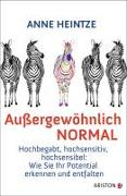 Cover-Bild zu Außergewöhnlich normal von Heintze, Anne