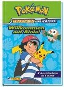Cover-Bild zu Pokémon: Willkommen auf Alola! - 2 Geschichten in 1 Buch