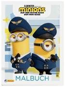 Cover-Bild zu Minions - Auf der Suche nach dem Mini-Boss: Malbuch