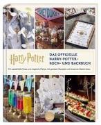 Cover-Bild zu Das offizielle Harry-Potter-Koch- und Backbuch für zauberhafte Feste und magische Partys