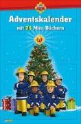 Cover-Bild zu Feuerwehrmann Sam: Minibuch-Adventskalender