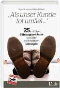 Cover-Bild zu Als unser Kunde tot umfiel von Hinrichsen, Timo