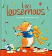 Cover-Bild zu Leo Lausemaus will alles alleine machen