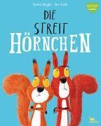 Cover-Bild zu Die Streithörnchen von Bright, Rachel