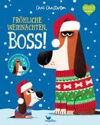 Cover-Bild zu Fröhliche Weihnachten, Boss! von Chatterton, Chris