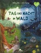 Cover-Bild zu Tag und Nacht im Wald von Prinz, Johanna