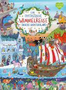 Cover-Bild zu Eine fantastische Wimmelreise durchs Abenteuerland von Bruns, Elena