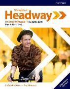 Cover-Bild zu Headway: Pre-Intermediate: Student's Book A with Online Practice