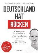 Cover-Bild zu Deutschland hat Rücken von Bracht, Petra